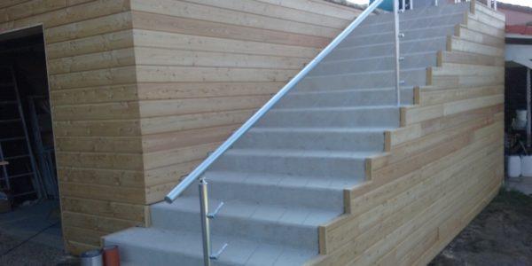 Après Escalier